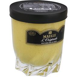 Maille Maille Moutarde fine de Dijon L'Originale le verre de 280 g