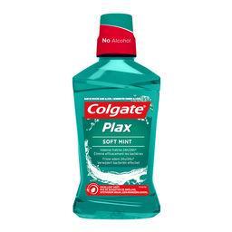 Colgate Colgate Plax - Bain de bouche Soft Mint le flacon de 500 ml