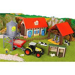 Coffret maison de la ferme et accessoires
