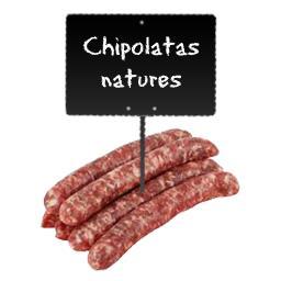 Le choix du Boucher Chipolatas natures