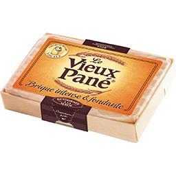 Le Vieux Pané Vieux Pané Fromage brique affinée très fondante et typée la boite de 150 g