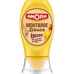 Moutarde douce épices