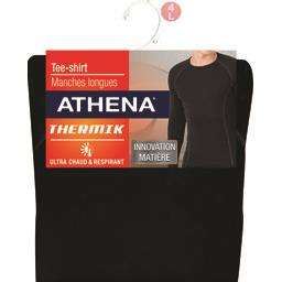 Tee-shirt manches longues Thermik T 3 noir