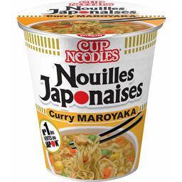 Nissin Soupe nouilles japonaises curry 'Maroyaka'