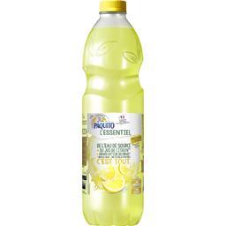 Paquito L'Essentiel - Citronnade citron la bouteille de 1,5 l