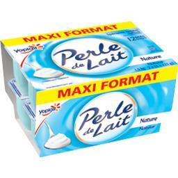 Perle de Lait - Spécialité laitière nature