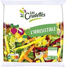 Les Crudettes Salade Mélange l'Irrésistible