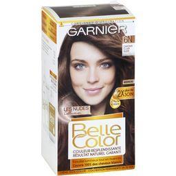 Belle Color - Coloration châtain clair nude 6N