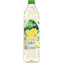 Volvic Volvic Eau minérale au jus de citron la bouteille de 1,5 l
