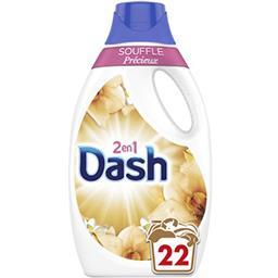 Dash Dash Liquide souffle précieux 22 lavages le bidon d'1l