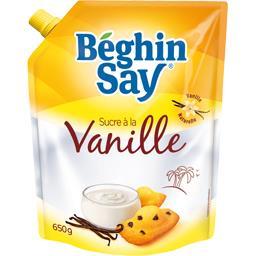 Sucre à la vanille