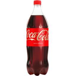 Soda Coca,COCA-COLA,la bouteille, 1,5l