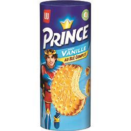 Prince - Biscuits goût vanille au blé complet