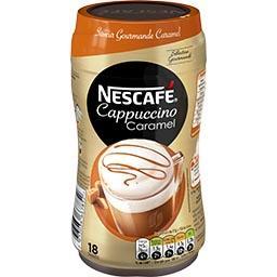 Nescafé Nescafé Cappuccino caramel la boite de 306 g