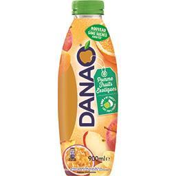Danao Danao Boisson pomme fruits exotiques sans sucres ajoutés la bouteille de 900 ml