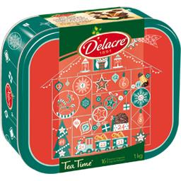 Tea Time Noël- Assortiment de biscuits