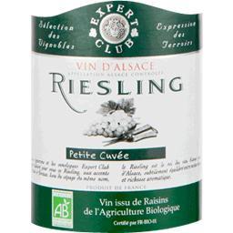 Riesling Bio - Vin d'Alsace - Sélection des vignoble...