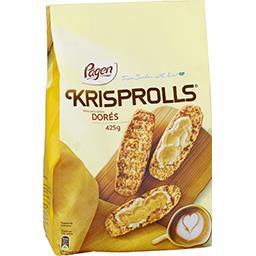 Krisprolls Krisprolls Petits pains suédois dorés le paquet de 425 g