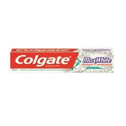 Max White - Dentifrice au fluor, menthe cristal