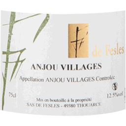 Anjou villages - vin rouge