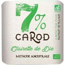 Clairette de Die 7% BIO