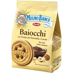 Biscuits Baiocchi noisettes chocolat