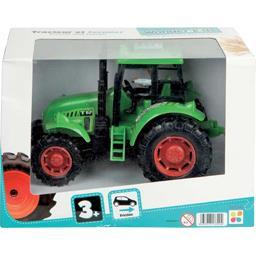 Tracteur 16 cm avec fermier à friction, modèles assortis