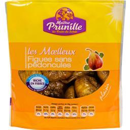 Plaisir - Figues sans pédoncules Les Moelleux