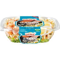Salade composée La Nordique saumon œuf