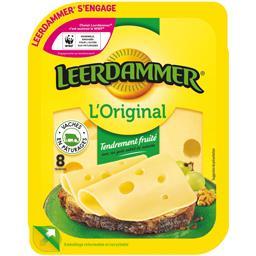 Leerdammer Leerdammer Fromage L'Original la barquette de 8 tranches - 200 g
