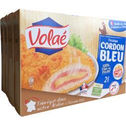 Volaé Escalope Cordon Bleu raclette la boite de 3X200 g