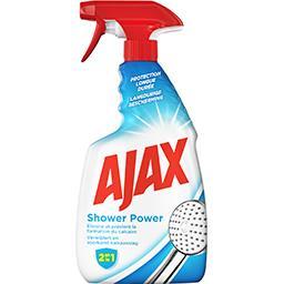 Ajax Ajax Nettoyant ménager Shower Power 2 en 1 le spray de 750 ml