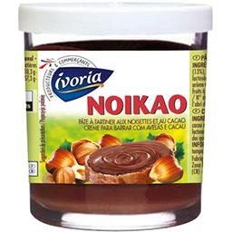 Noikao, pâte à tartiner aux noisettes, fondant et sa...