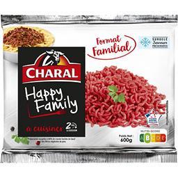 Happy Family - Le Haché moelleux à cuisiner