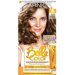 Crème Facil-color blond foncé naturel 5 - Belle Colo...