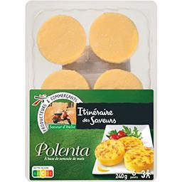 Saveur d'Italie - Polenta à base de semoule de maïs