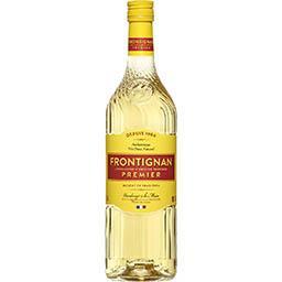 Frontignan Premier Frontignan premier Muscat de tradition, vin blanc la bouteille de 100 cl