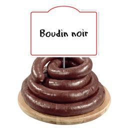 ASSE Charcuterie à la coupe Boudin NOIR BR