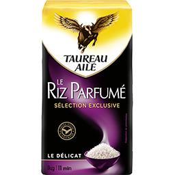 le riz naturellement parfumé