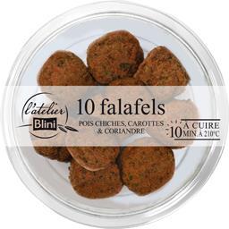 L'Atelier - Falafels pois chiches carottes & coriandre