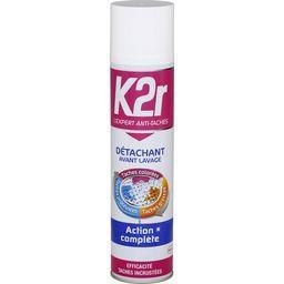 K2r K2r Détachant avant lavage mousse active la bombe de 400 ml
