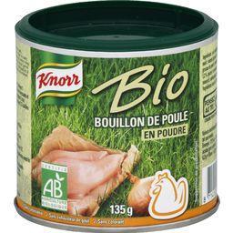 BIO - Bouillon de poule en poudre BIO
