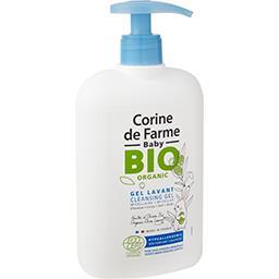 Corine de Farme Corine de Farme Baby - Gel lavant micellaire feuilles d'olivier BIO le flacon de 500 ml