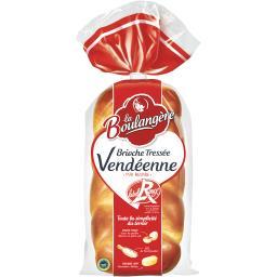 Brioche tressée Vendéenne Label Rouge