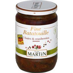 Fine Ratatouille 5 baies & Cranberries
