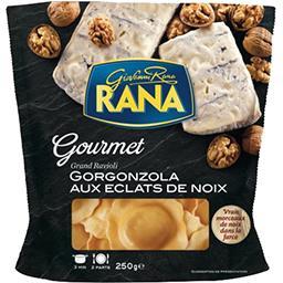 Grand ravioli Gorgonzola aux éclats de noix