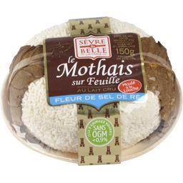 Le Mothais sur feuille au lait cru