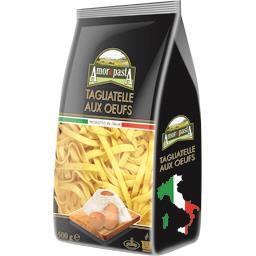 Amor di Pasta Tagliatelles aux œufs le paquet de 500 g
