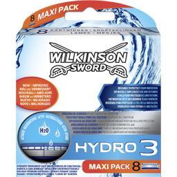 Lames de rasoir Hydro 3