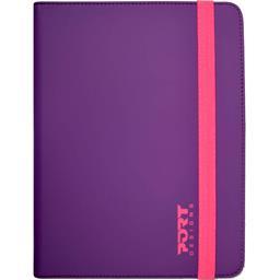 Port étui tablette universelle 7/8'' violet